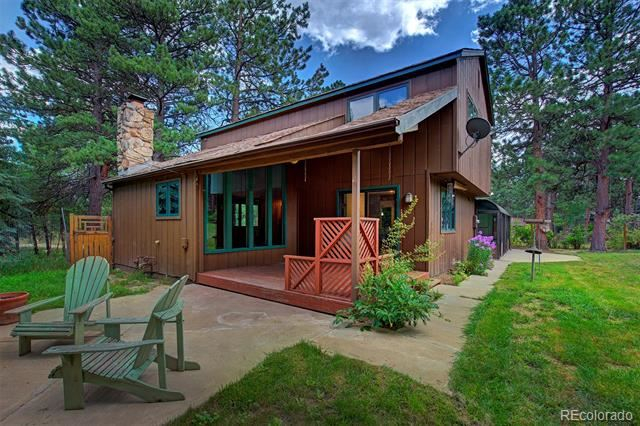5127 Knotty Pine Lane, Evergreen, CO 80439 - #: 6566507