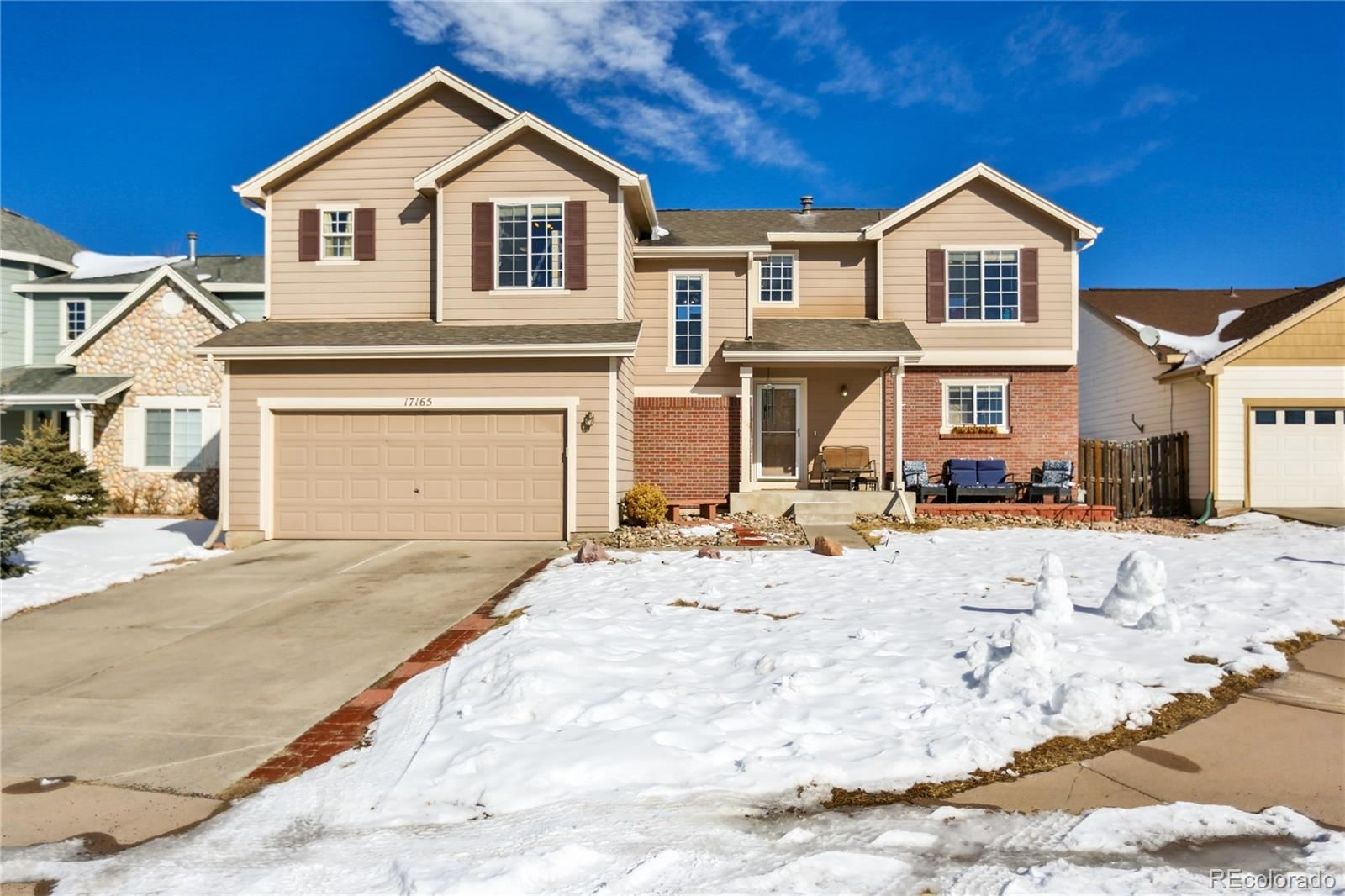 17165  Mountain Lake Drive, Monument, CO 80132 - #: 9629507