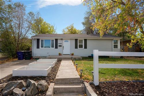 Photo of 4462 W Gill Place, Denver, CO 80219 (MLS # 8925508)