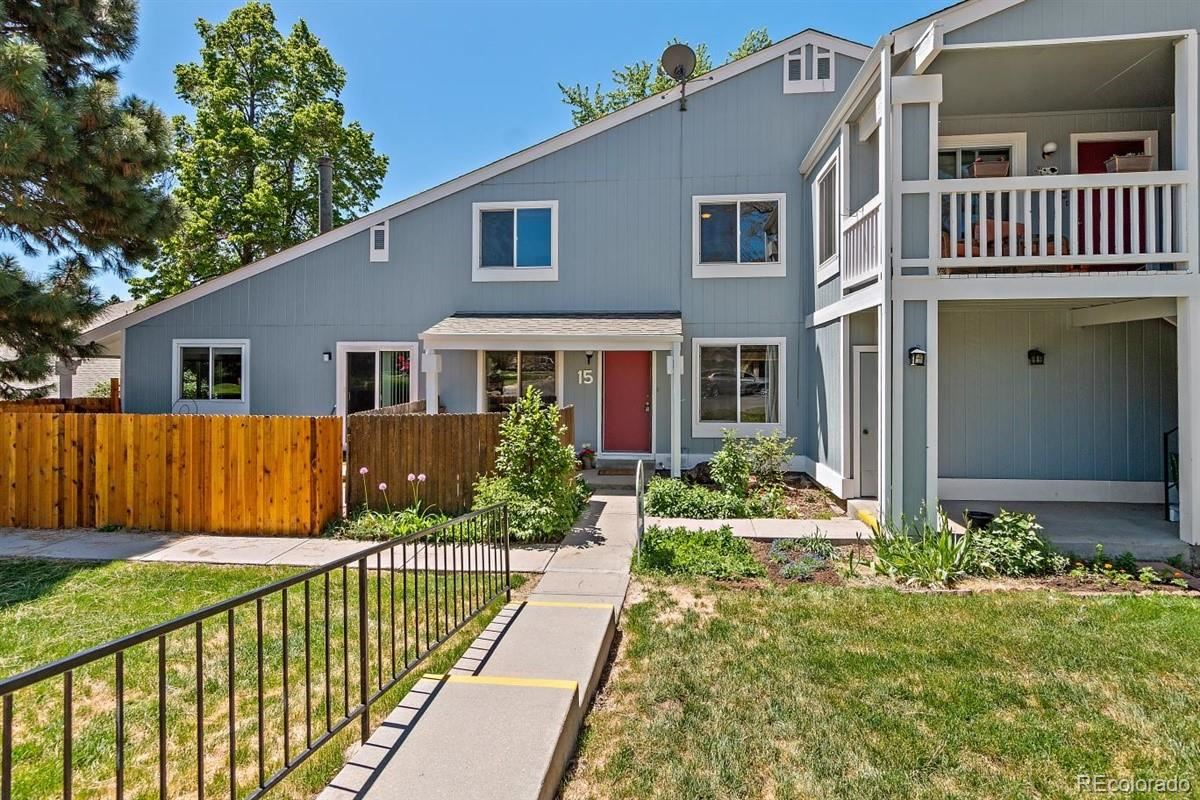 2557 S Dover Street  15 #15, Lakewood, CO 80227 - #: 4491508