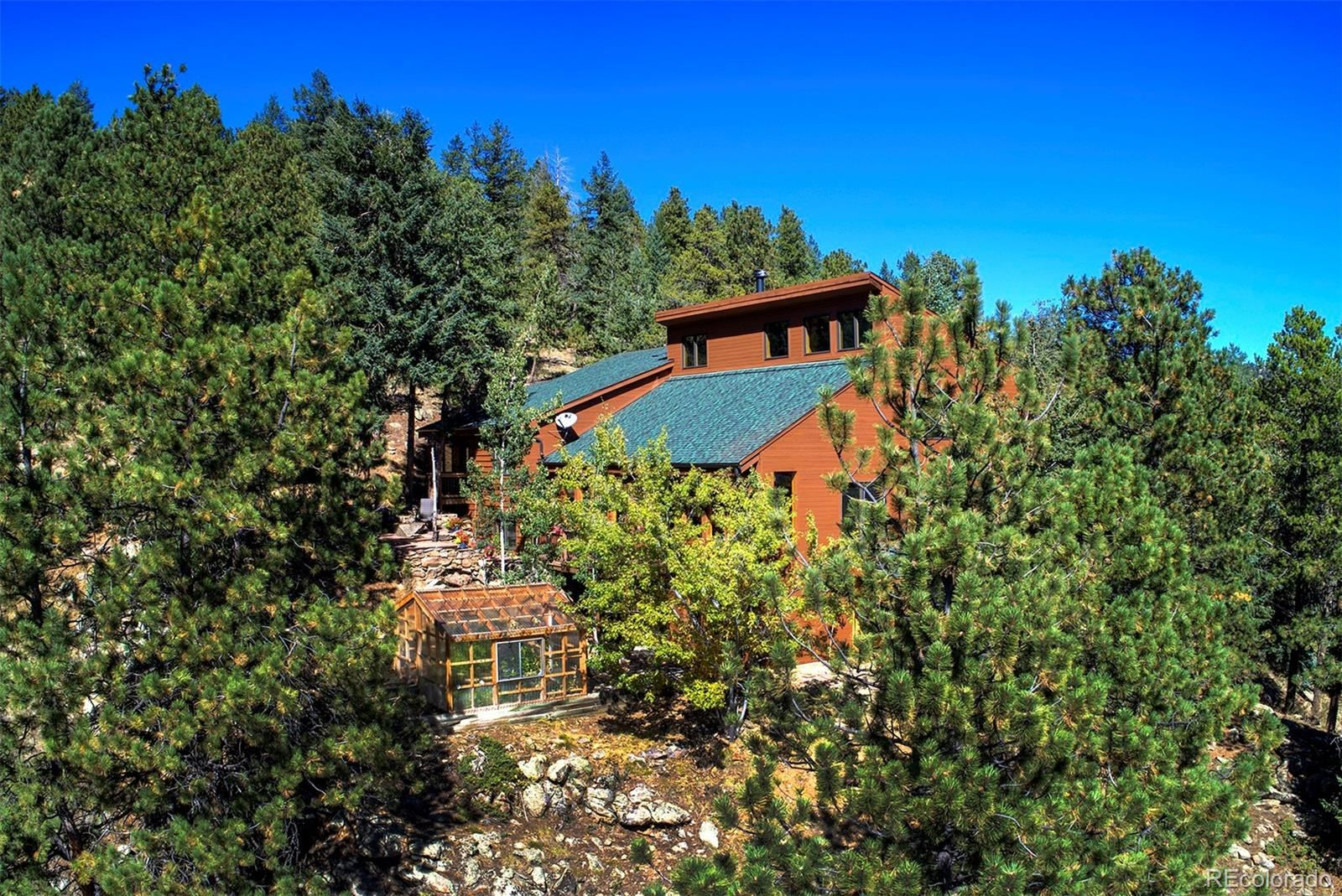 869 Meadow View Drive, Evergreen, CO 80439 - #: 7250511