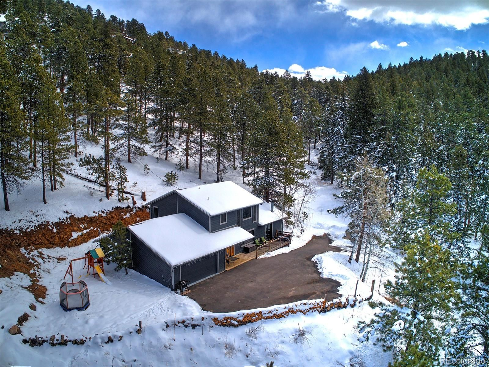 9690 Highway 73, Conifer, CO 80433 - #: 2030512