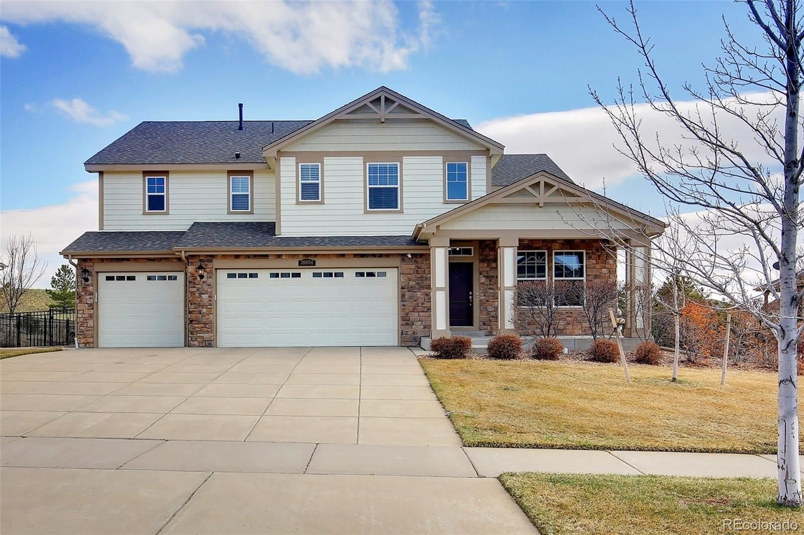 Photo of 26654 E Phillips Place, Aurora, CO 80016 (MLS # 4389512)
