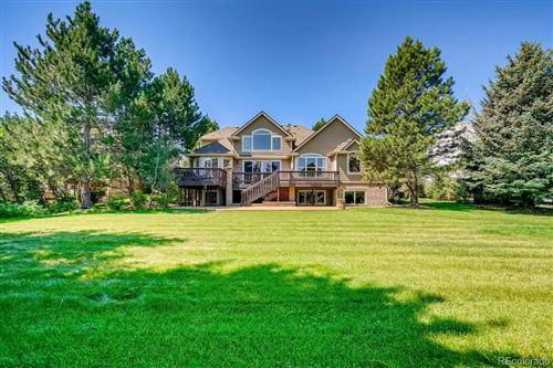Photo of 7902 Glen Ridge Drive, Castle Pines, CO 80108 (MLS # 7852513)