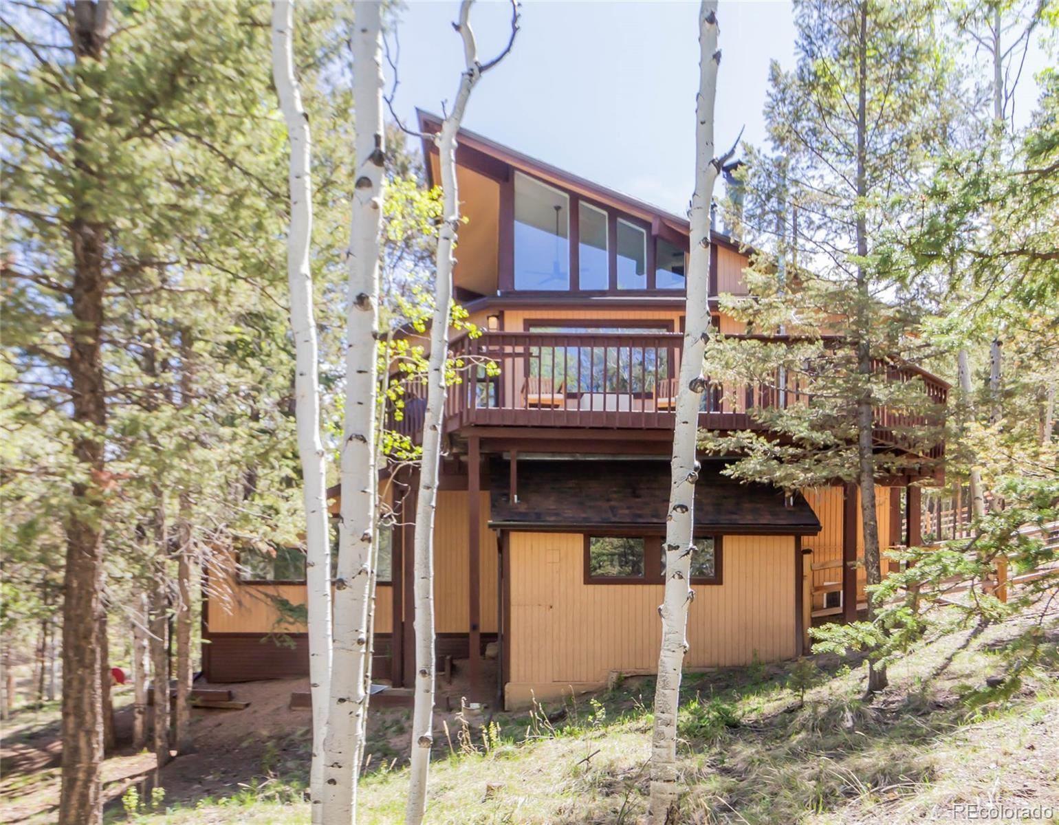 57  Granite Road, Florissant, CO 80816 - #: 7046513