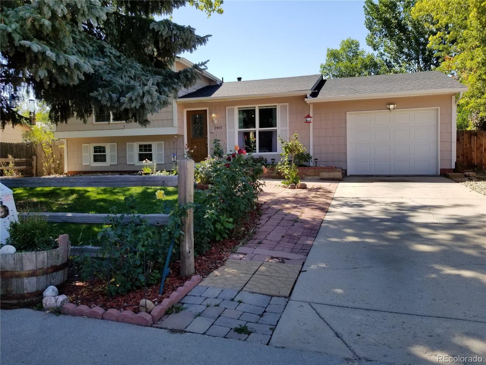 2401 Bowen Street, Longmont, CO 80501 - MLS#: 1871516