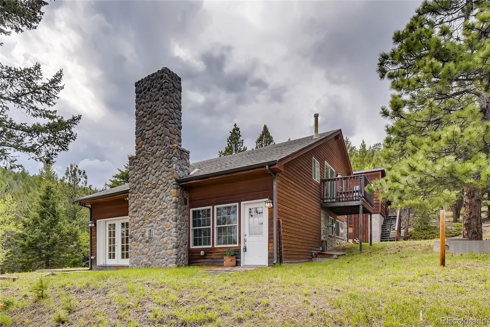32104 Snowshoe Road, Evergreen, CO 80439 - #: 2560516