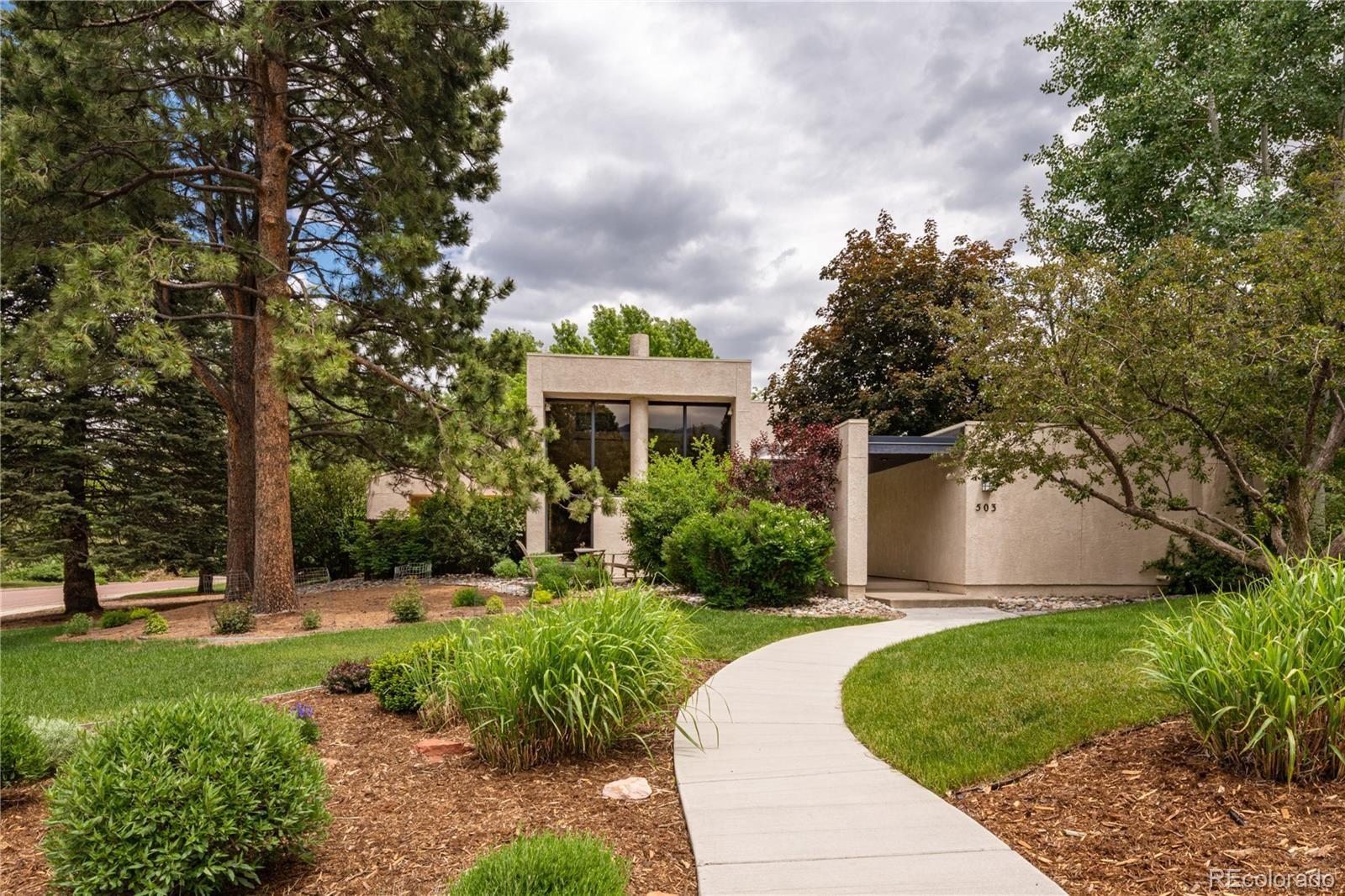 503 S Bear Paw Lane, Colorado Springs, CO 80906 - #: 5808518
