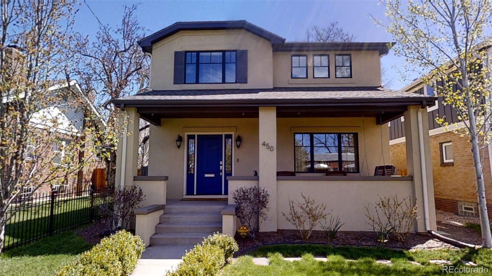 450 S Clarkson Street, Denver, CO 80209 - #: 1570525