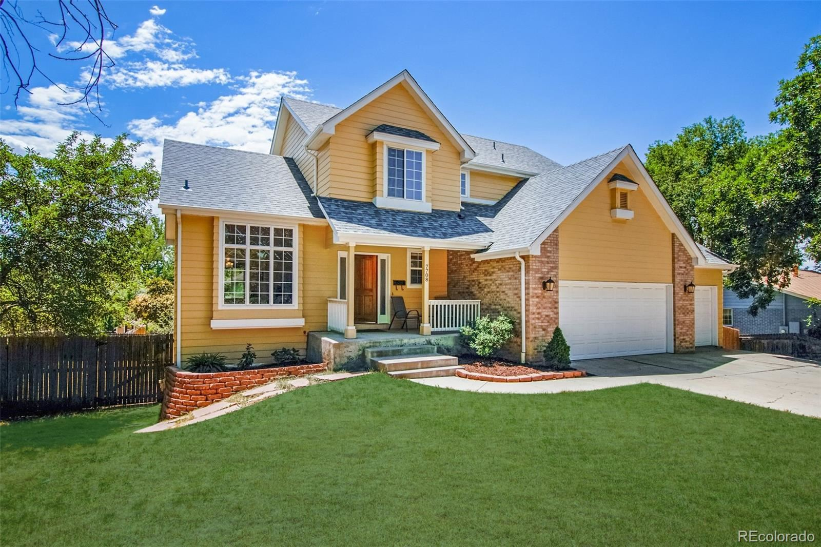7708 W 62nd Place, Arvada, CO 80004 - #: 2749525
