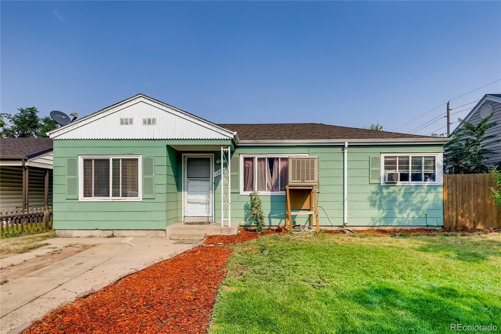 1308 Lansing Street, Aurora, CO 80010 - MLS#: 5937525