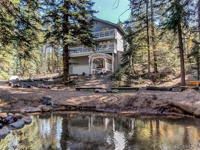 8222 S Brook Forest Road, Evergreen, CO 80439 - #: 6251525