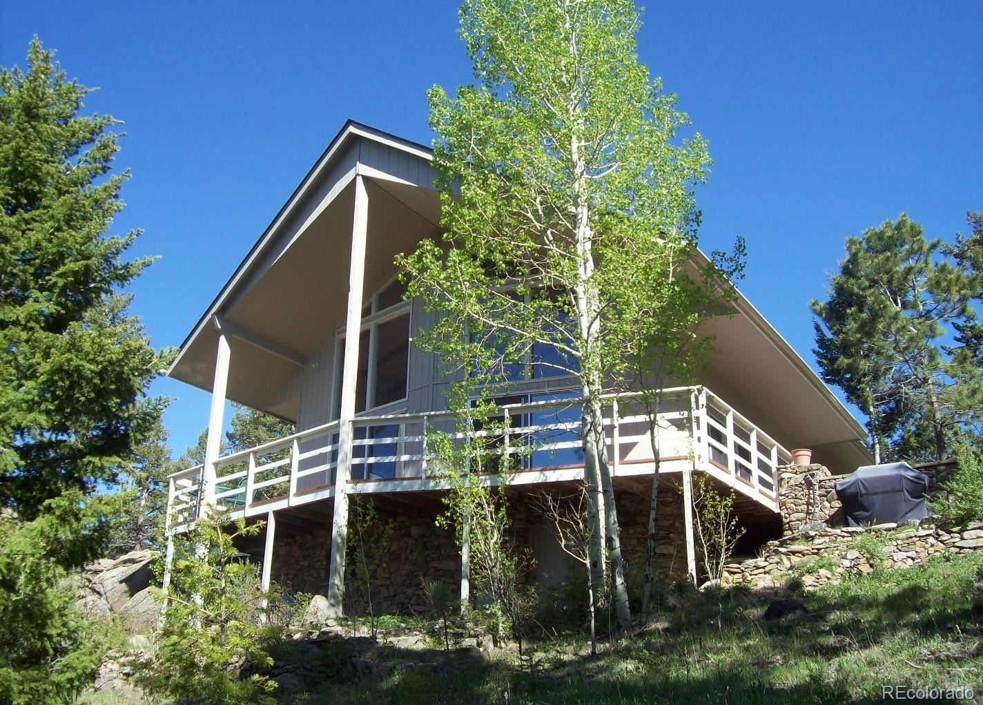 4733 Denver View Drive, Evergreen, CO 80439 - #: 8727525