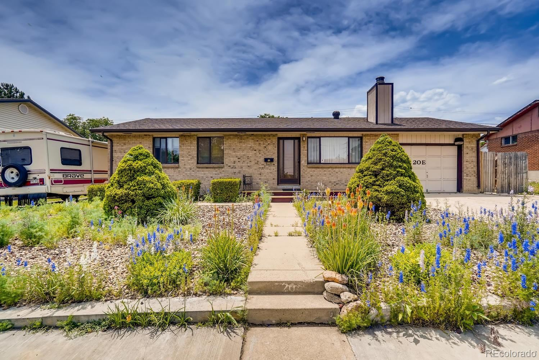 20 E Marigold Drive, Denver, CO 80221 - #: 5089526