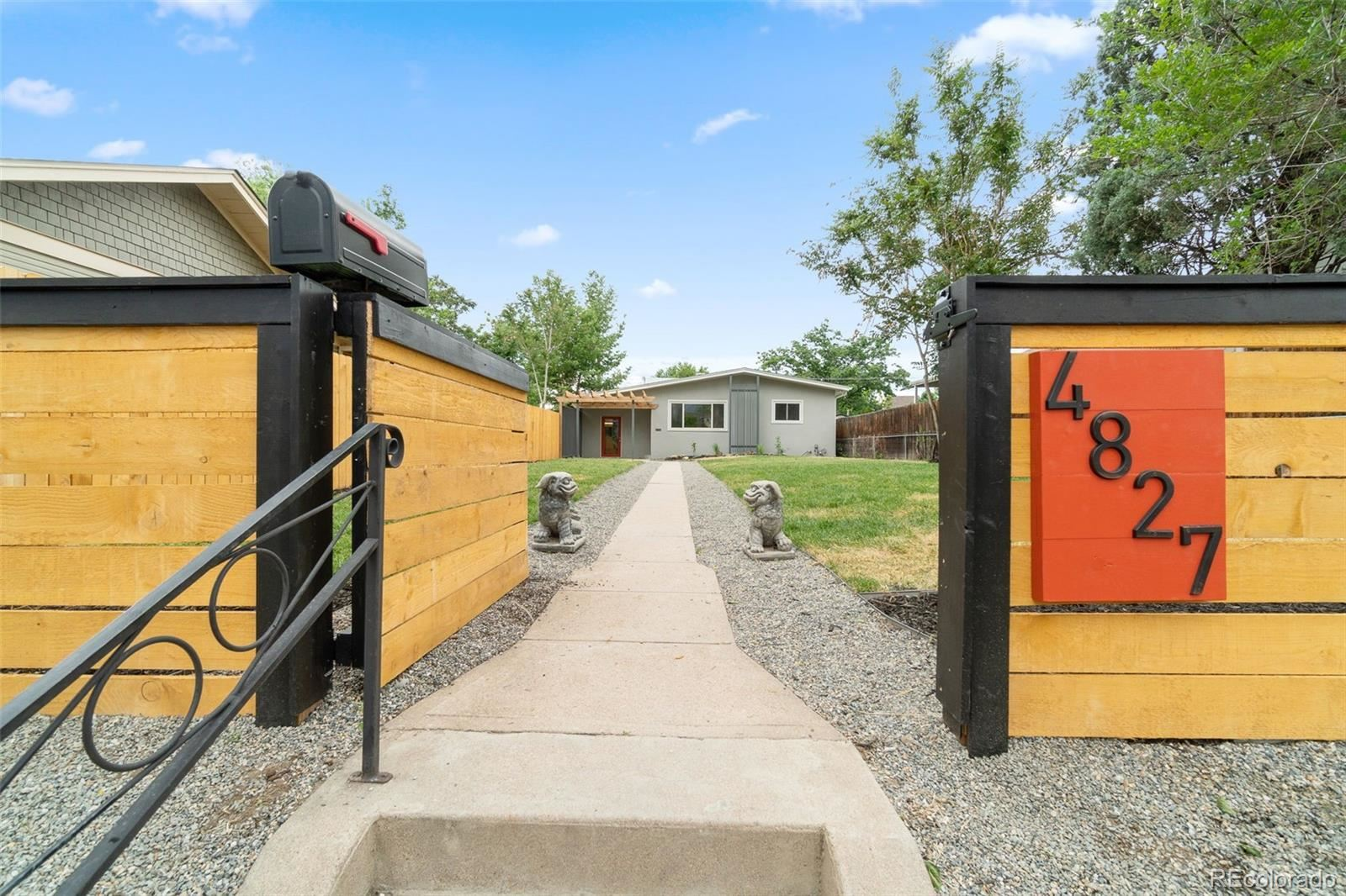 4827  Meade Street, Denver, CO 80221 - #: 2685527