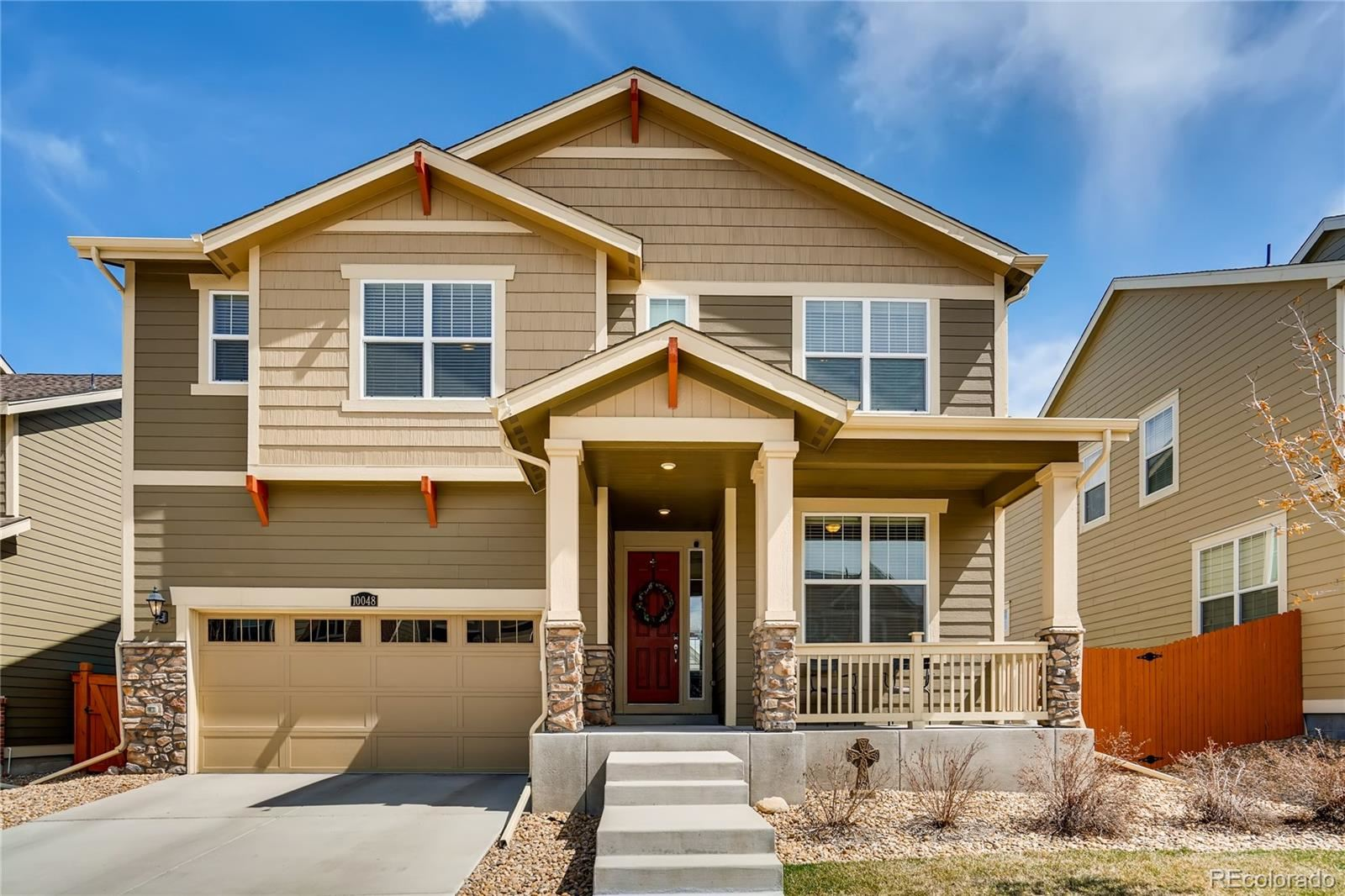 10048 Isle Circle, Parker, CO 80134 - #: 6770527