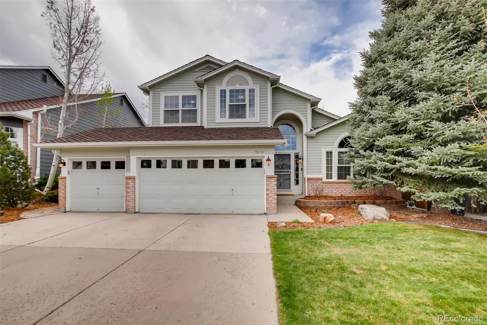 9870  Cypress Point Circle, Lone Tree, CO 80124 - #: 9791528