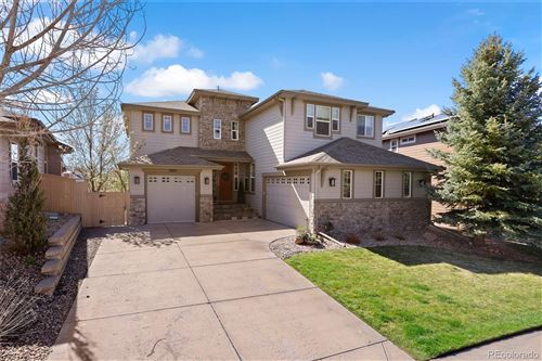 Photo of 10815 Glengate Circle, Highlands Ranch, CO 80130 (MLS # 8021530)