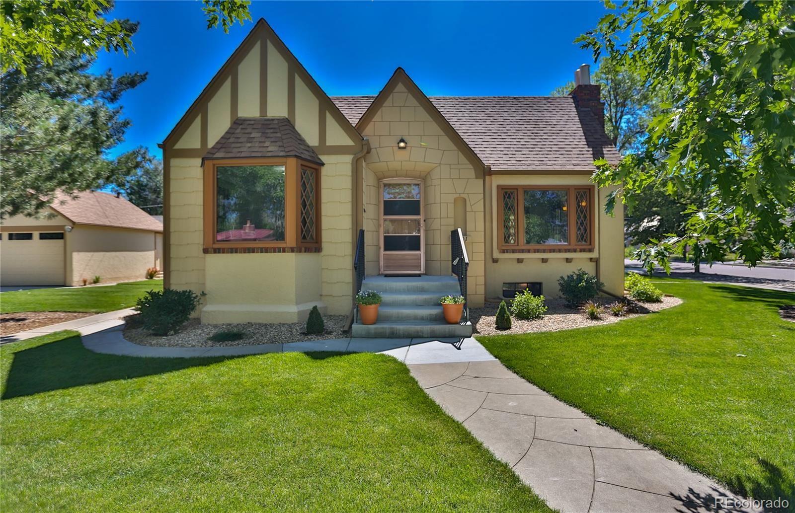 1001 Custer Avenue, Colorado Springs, CO 80903 - #: 2416530