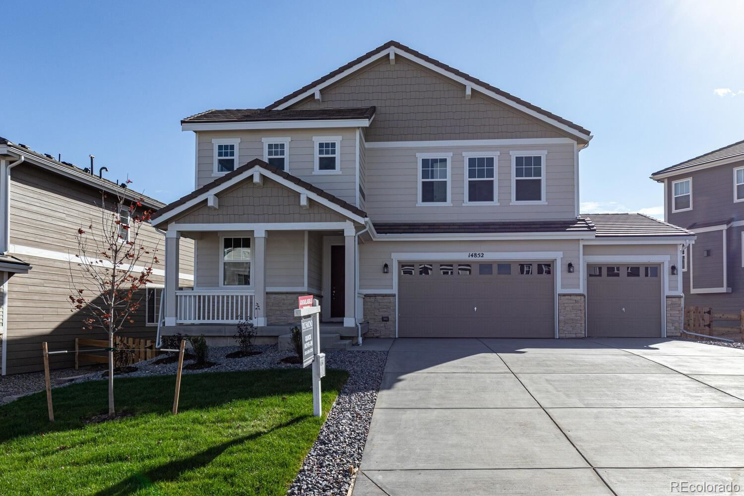 14852 Pepper Pike Place, Parker, CO 80134 - MLS#: 2400532