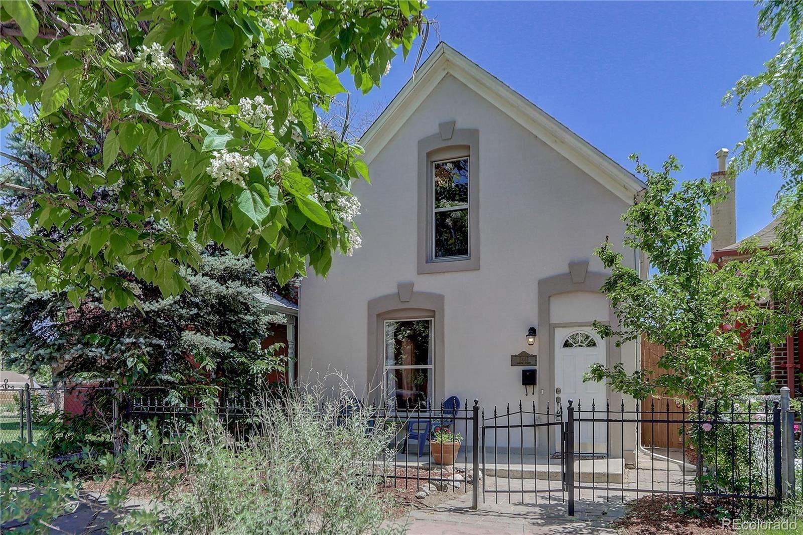 3446 N Marion Street, Denver, CO 80205 - #: 2612533