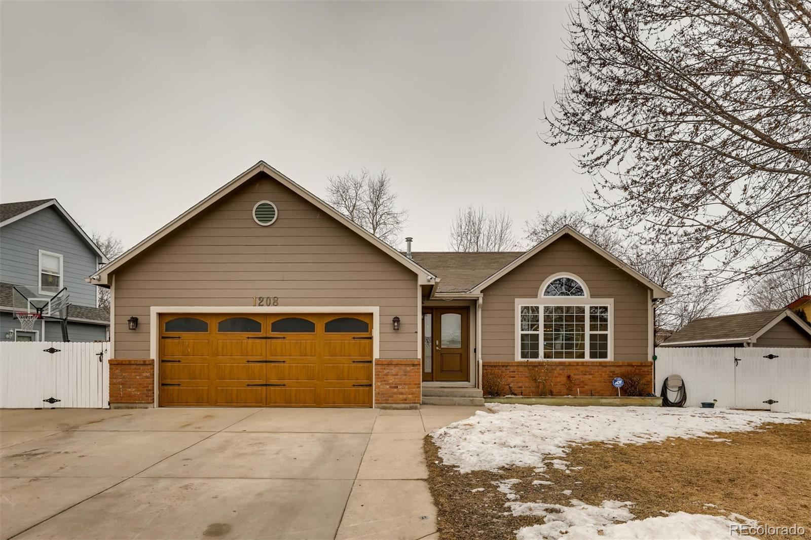 1208  7th Street, Fort Lupton, CO 80621 - #: 2333534