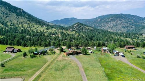 Photo of 31389 Robinson Hill Road, Golden, CO 80403 (MLS # 7473535)