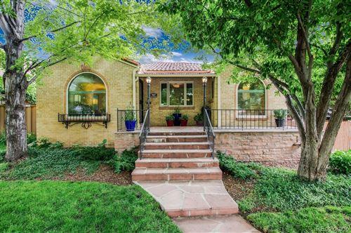 Photo of 665 Ivy Street, Denver, CO 80220 (MLS # 8687535)