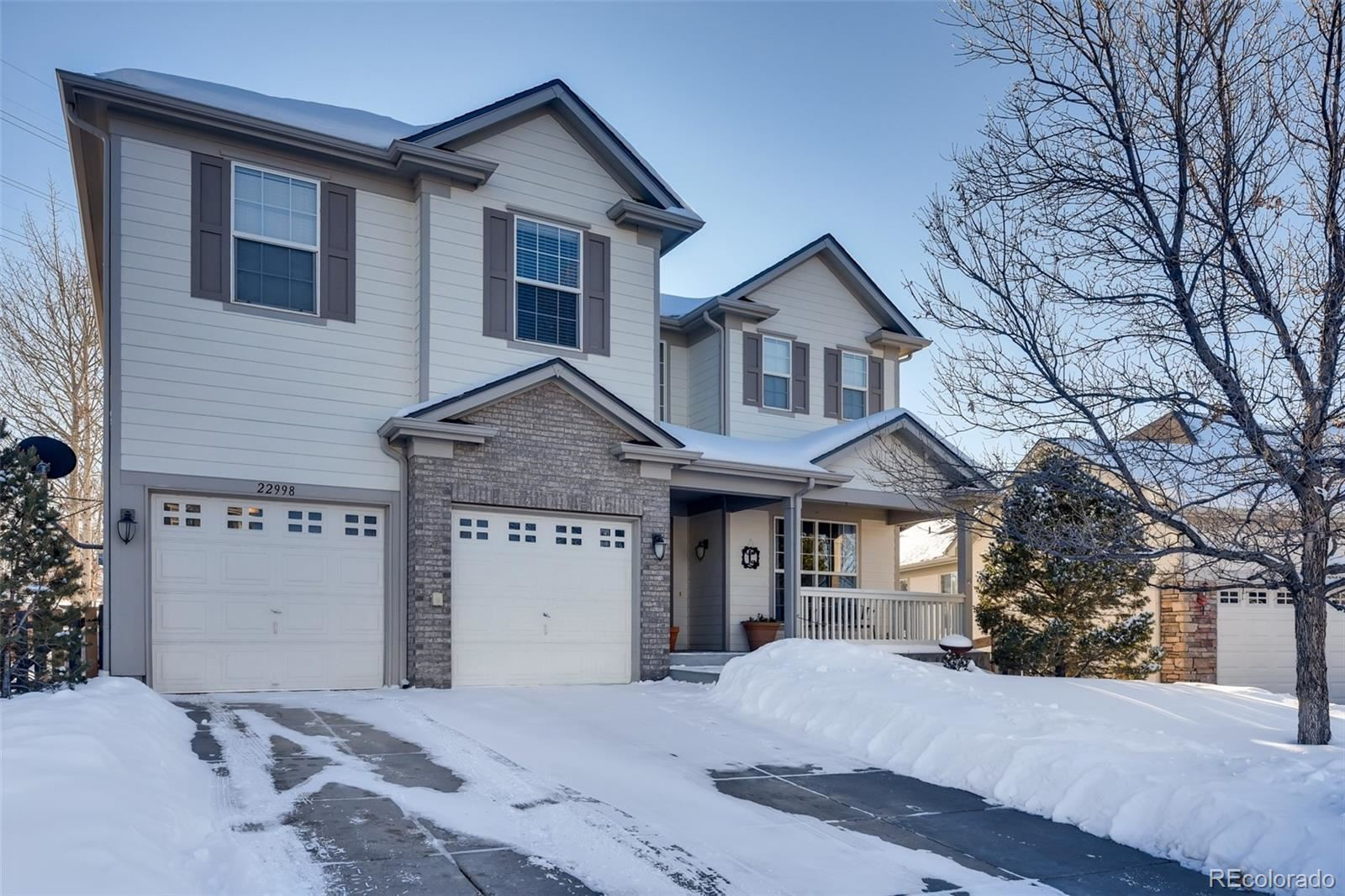 22998 E River Chase Way, Parker, CO 80138 - #: 3469535
