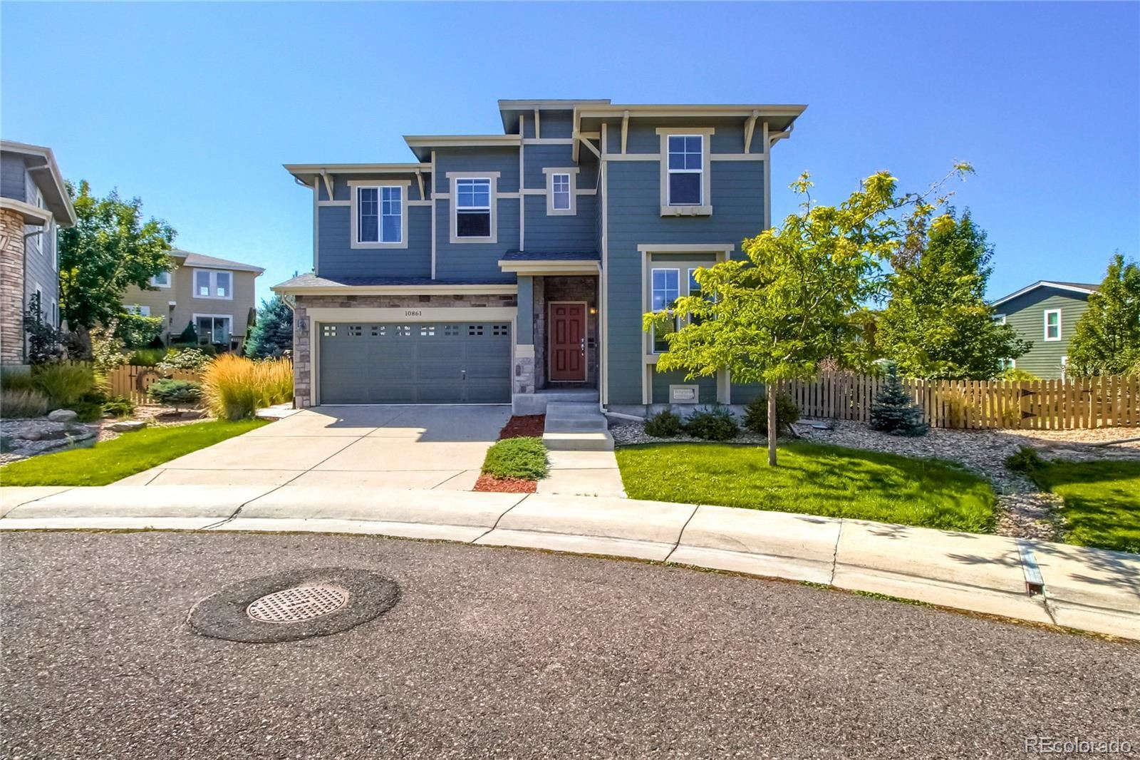 10861  Brooklawn Road, Highlands Ranch, CO 80130 - #: 8518535