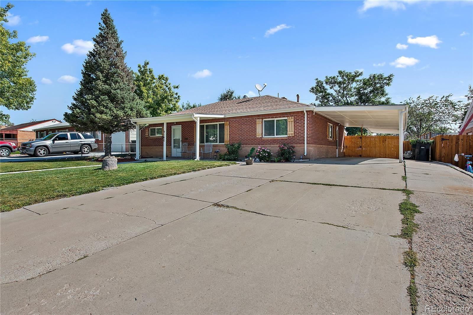 Photo of 9160 High Street, Thornton, CO 80229 (MLS # 5662536)