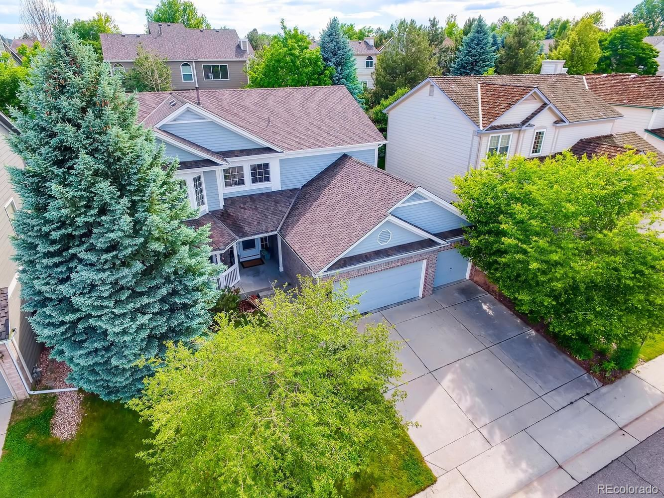 9730  Cypress Point Circle, Lone Tree, CO 80124 - #: 6570536