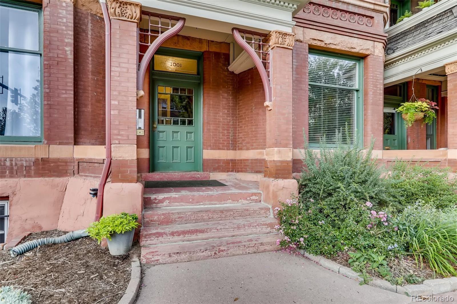 Photo of 1001 E 17th Avenue #23, Denver, CO 80218 (MLS # 5459538)