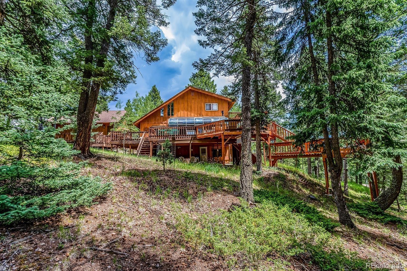 9470 S Warhawk Road, Conifer, CO 80433 - #: 8402539