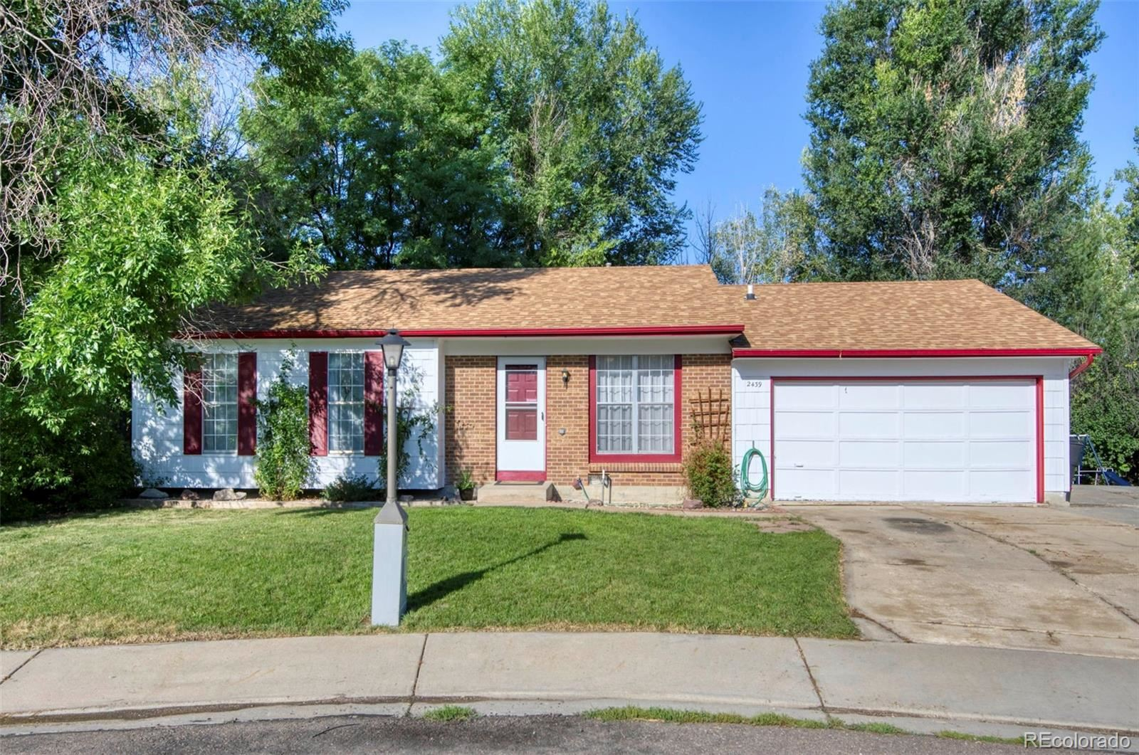 2439 Dodd Lane, Longmont, CO 80501 - MLS#: 3734540