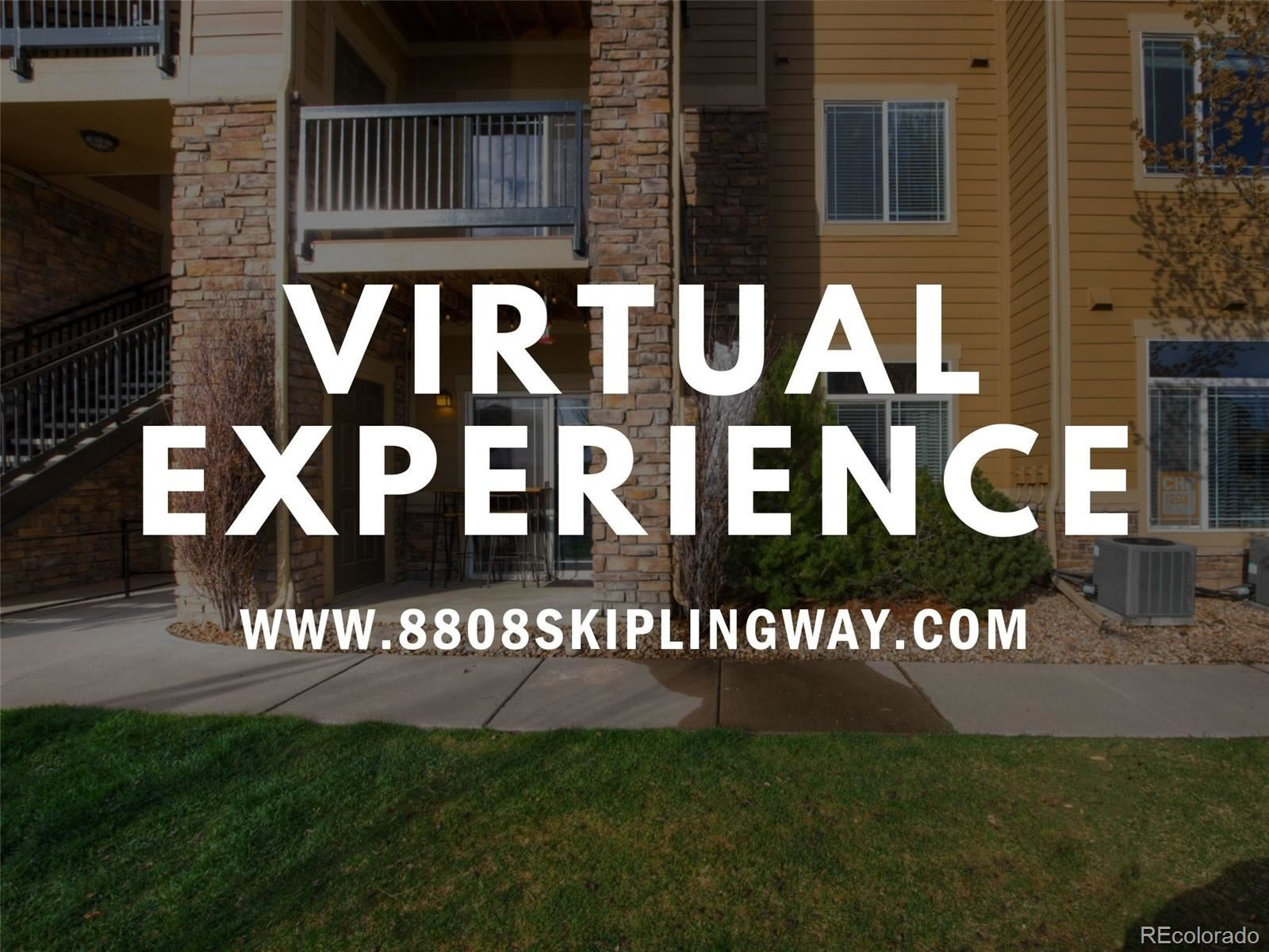 8808 S Kipling Way  103 #103, Littleton, CO 80127 - #: 7308541