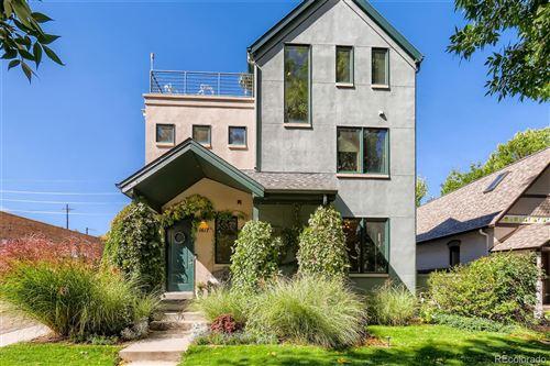 Photo of 1617 N Humboldt Street, Denver, CO 80218 (MLS # 2728542)