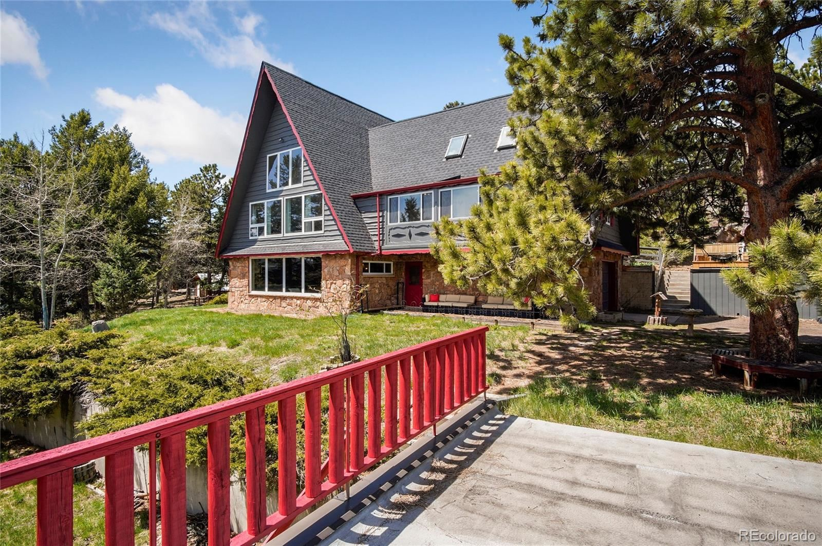 22994  Valley High Road, Morrison, CO 80465 - #: 4350543