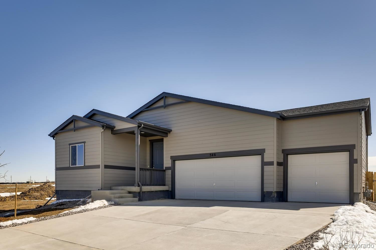 546  Pioneer Court, Fort Lupton, CO 80621 - #: 8026543