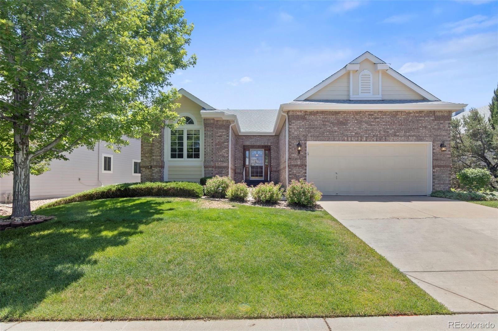 8 Hathaway Lane, Highlands Ranch, CO 80130 - #: 6654548
