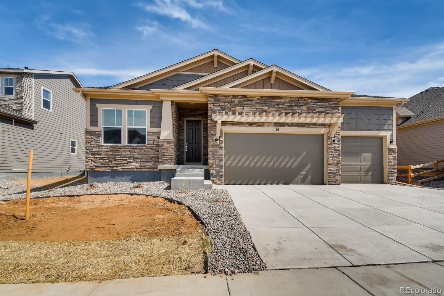 1161  Homestead Road, Erie, CO 80516 - #: 1948549