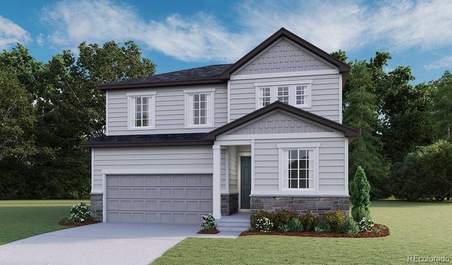5529 Gray Wolf Lane, Castle Rock, CO 80104 - #: 5314549