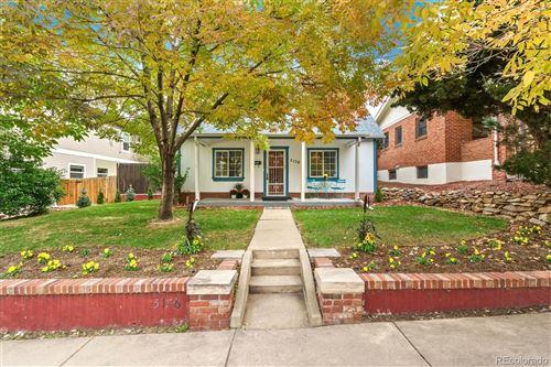 Photo of 5176 Stuart Street, Denver, CO 80212 (MLS # 1718552)
