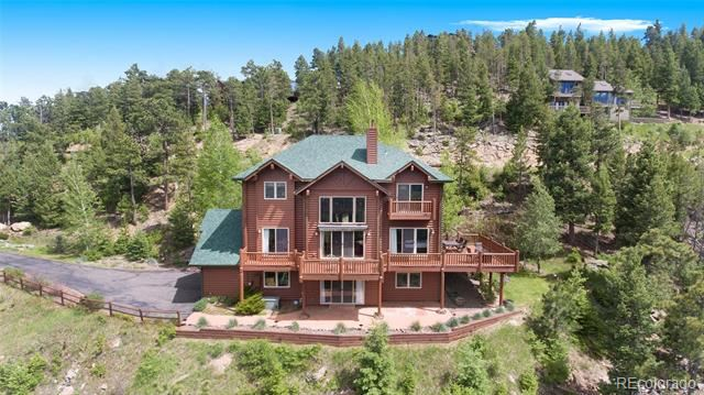 6725 Teal Trail, Evergreen, CO 80439 - #: 3914552