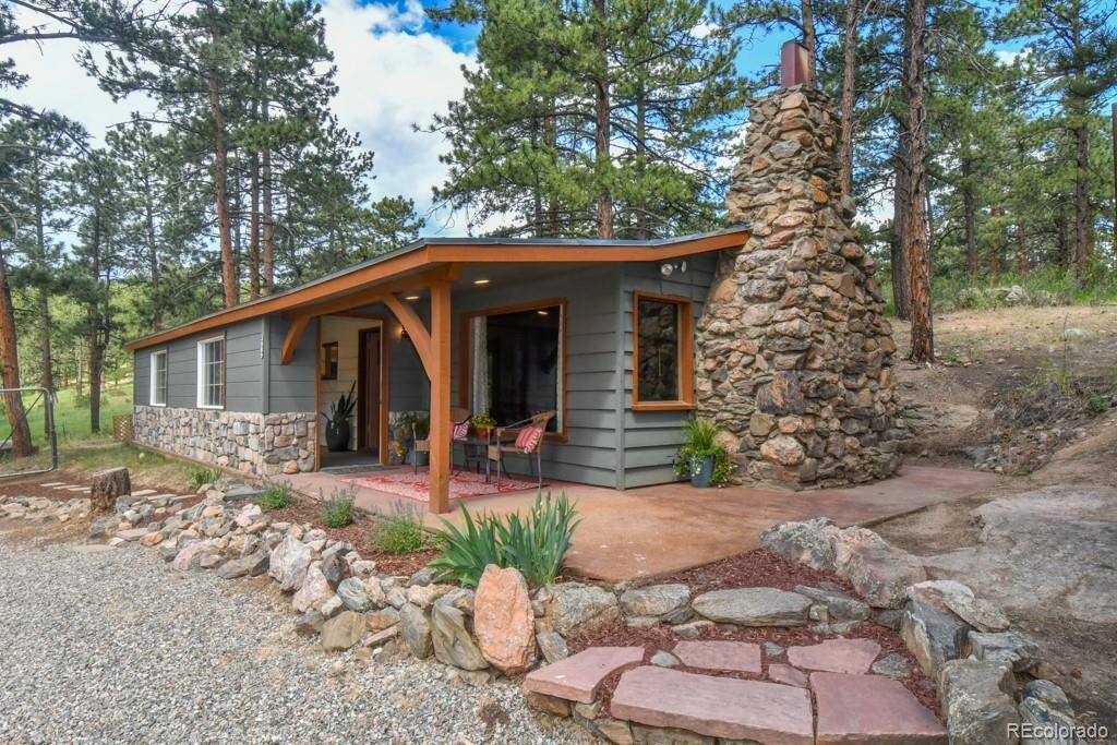 3989 S Palo Verde Road, Evergreen, CO 80439 - #: 5693552