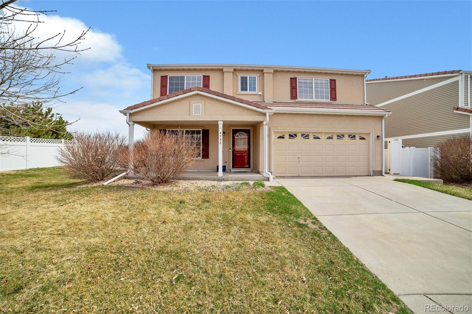 4988  Perth Court, Denver, CO 80249 - #: 7504552