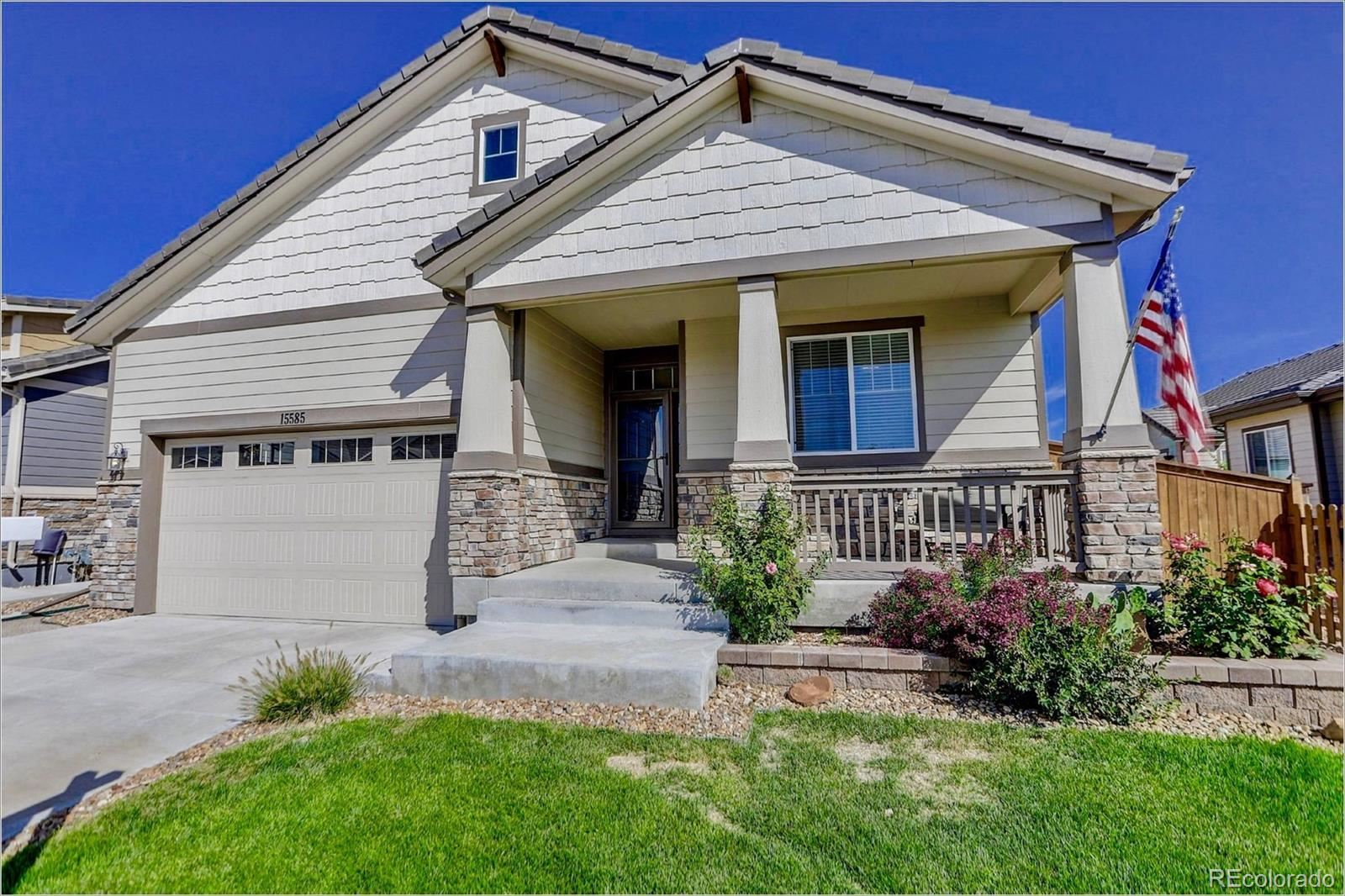 15585 E 115th Avenue, Commerce City, CO 80022 - #: 9093556