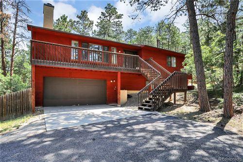 Photo of 1045 Tari Place, Colorado Springs, CO 80921 (MLS # 3043557)