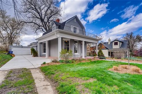 Photo of 3855 Wolff Street, Denver, CO 80212 (MLS # 8276557)