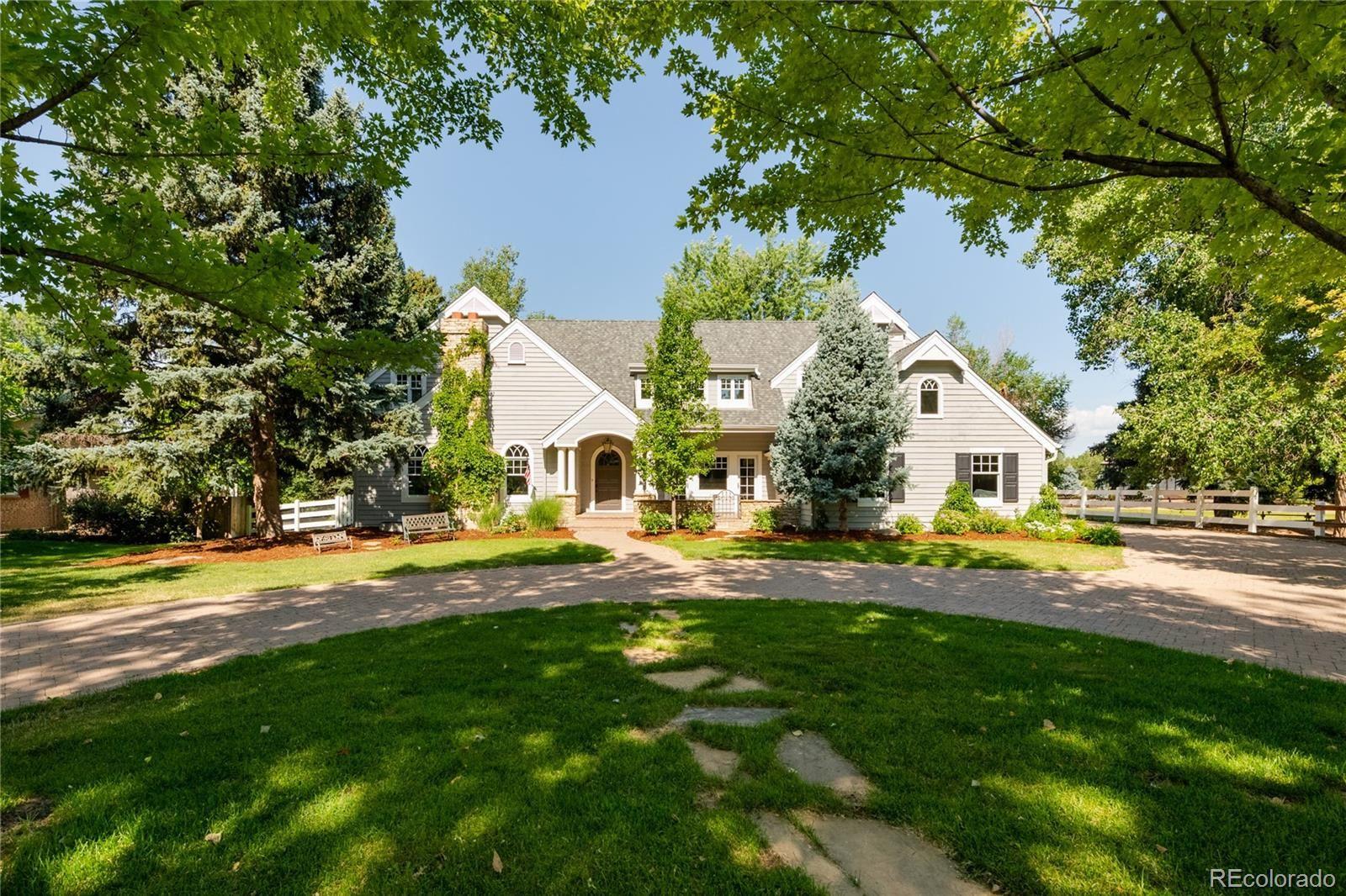 4775 S Ogden Street, Cherry Hills Village, CO 80113 - #: 4708557